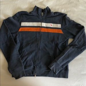 GOV. SHUTDOWN SALE!!! Abercrombie and Fitch zip up